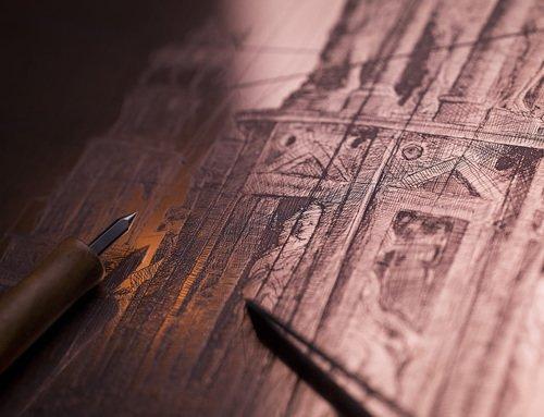 Leggi la storia di<br><b>Atelier Alma Charta</b>