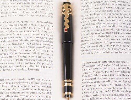 Leggi la storia di <br><b>Alessandro Mendini, Penna Idea</b>