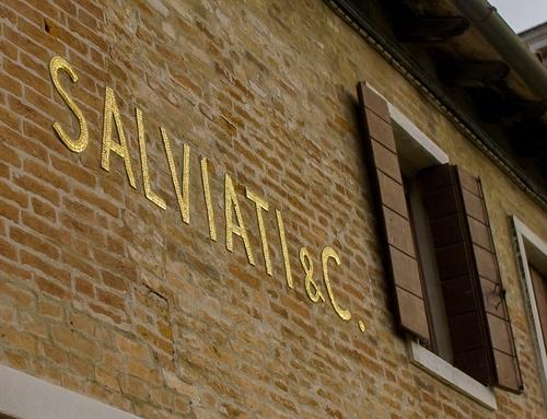 Leggi la storia di<br><b>Salviati</b>