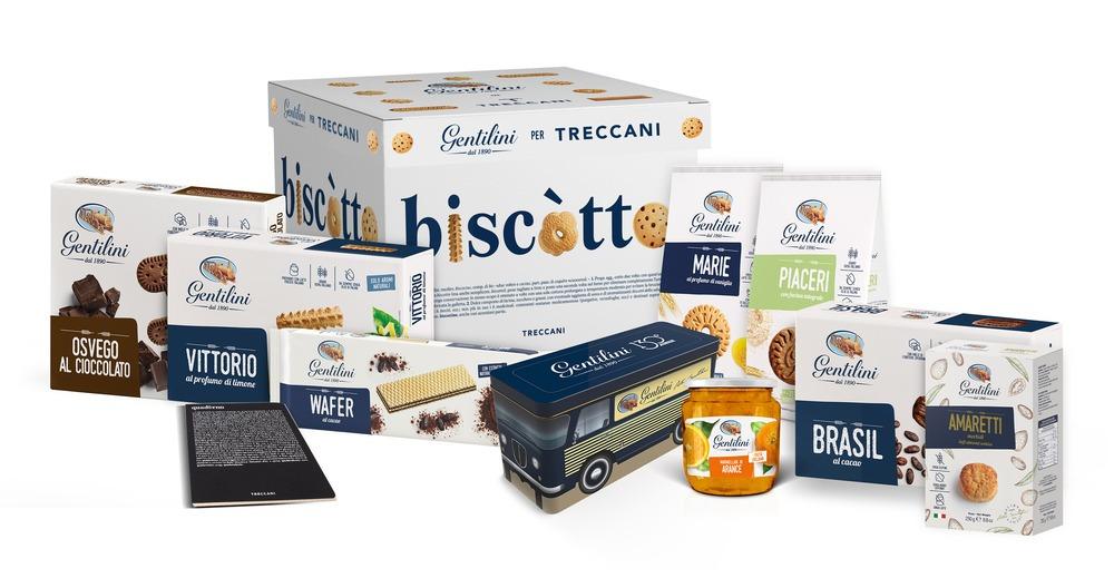 Box Gentilini for Treccani