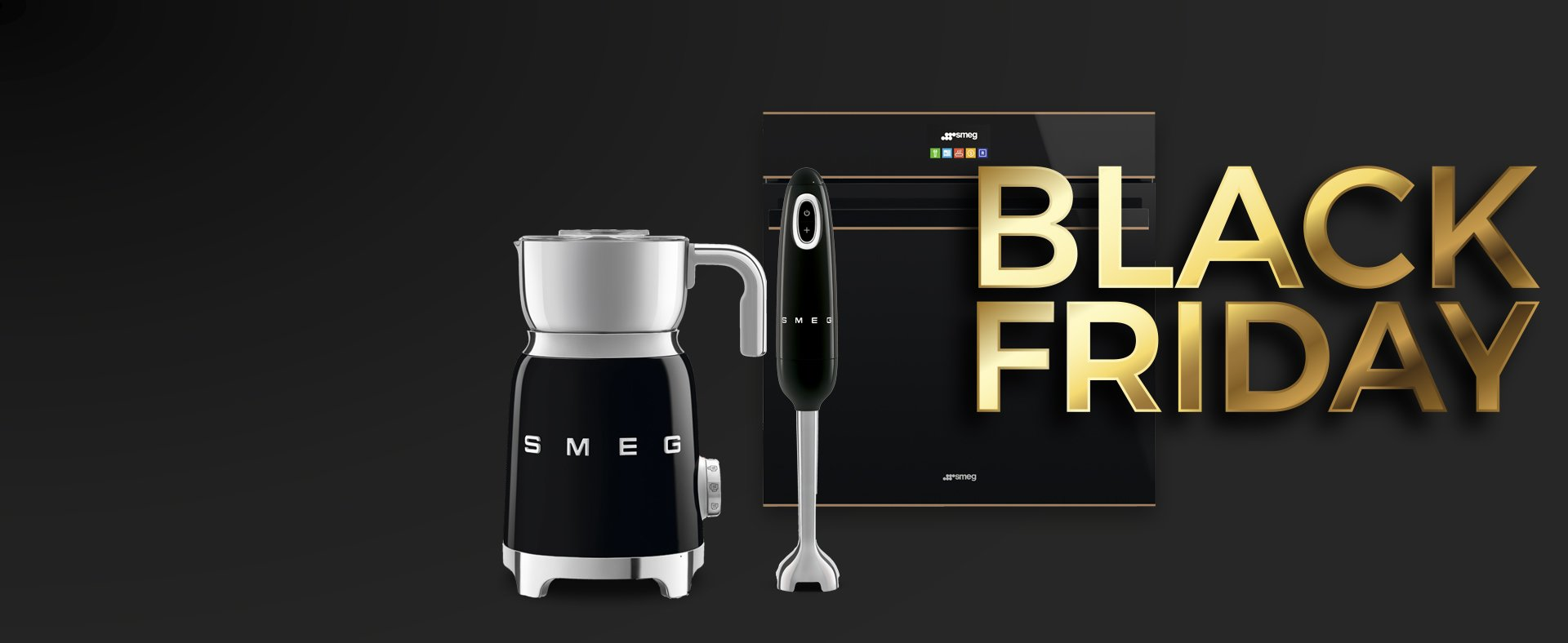 Black Friday Smeg | Tienda oficial Smeg