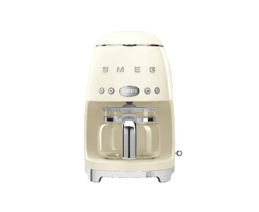Cafetera por Goteo Smeg Crema