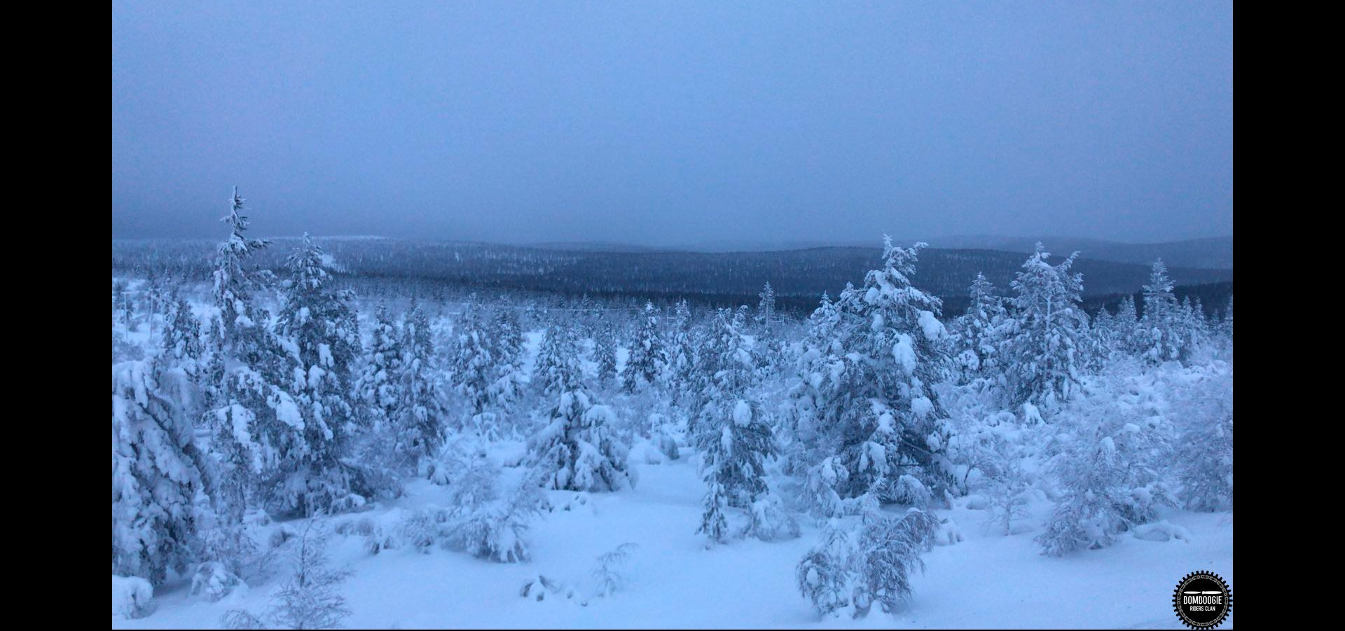 <font face='DIN Condensed'=white>  Lapland, Finland</font>