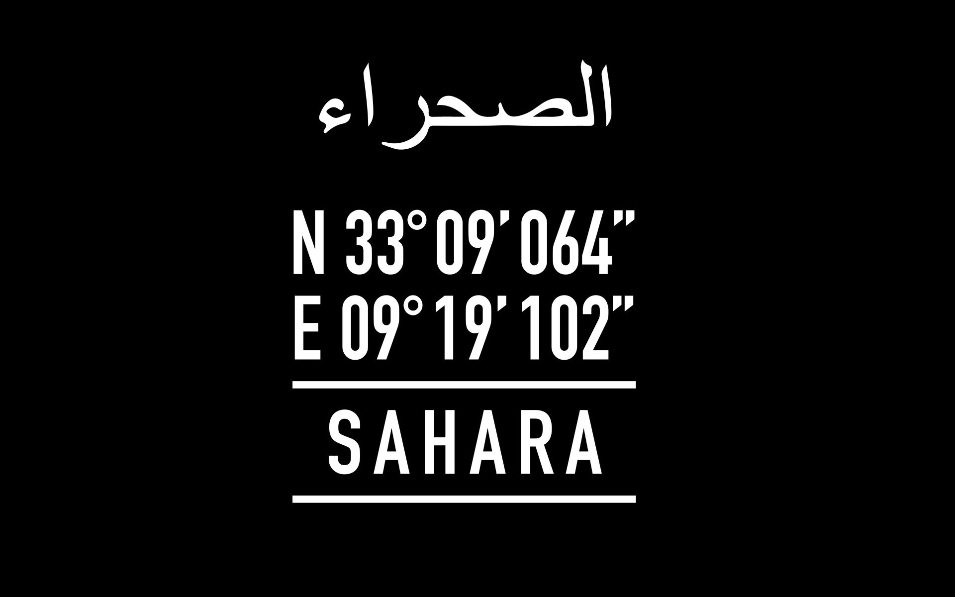 From North Cape to Sahara