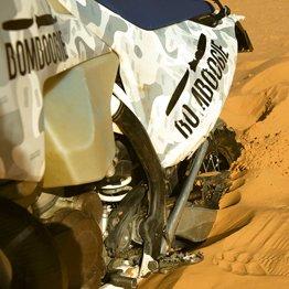 Bomboogie Riders Clan Sahara