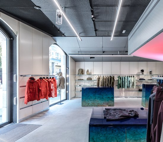 C.P. Company<br/>opens in Milan