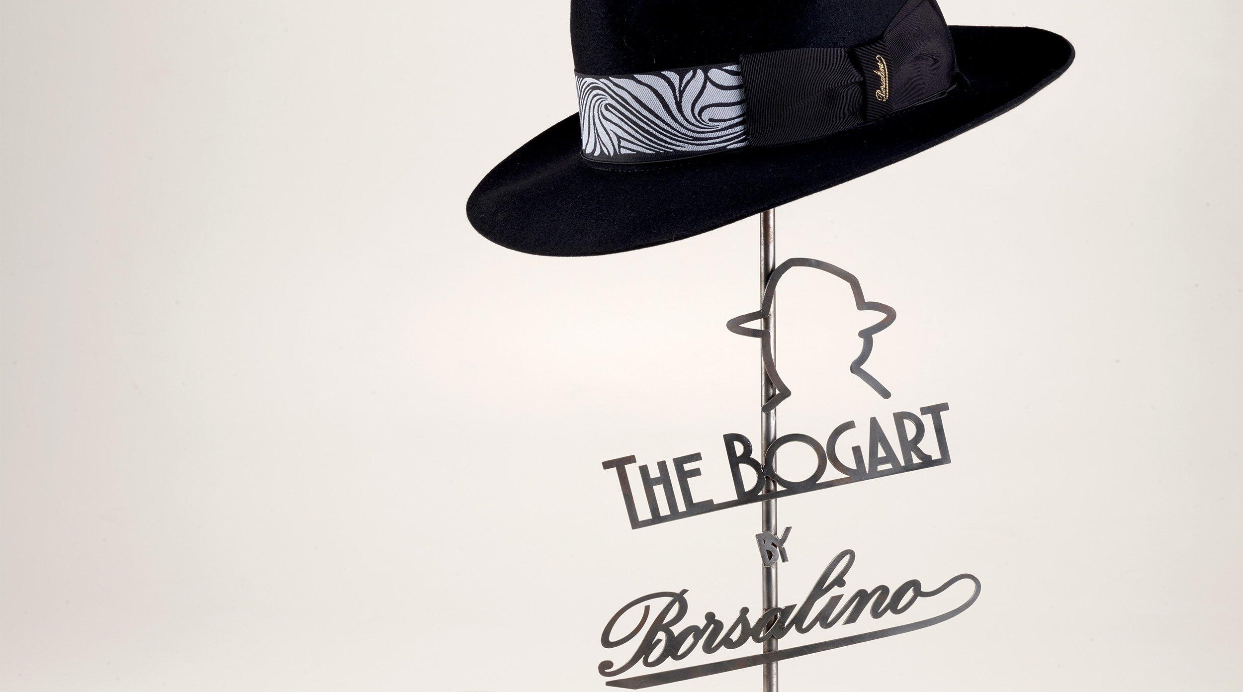 THE BOGART BY BORSALINO