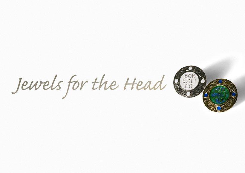 Borsalino presenta : Gioielli per la testa