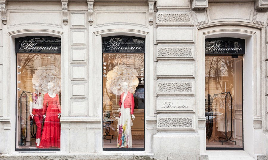 Blumarine Paris Av. Montaigne 0