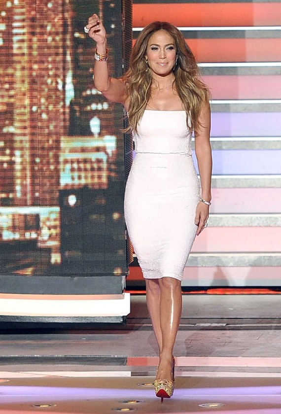 JENNIFER LOPEZ IN BLUMARINE