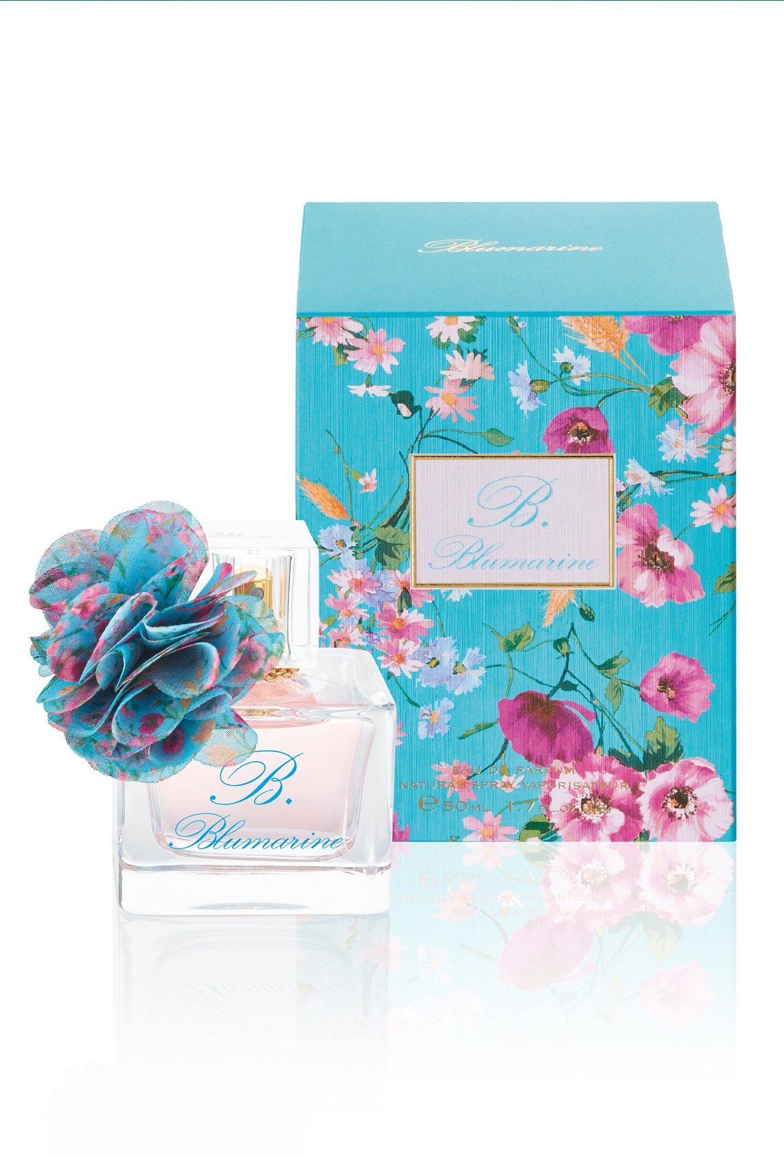 The new B. Blumarine Fragrance