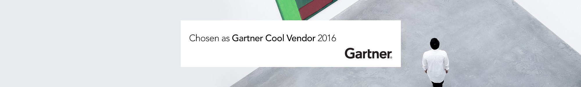 Kooomo named as a 2016 cool vendor by Gartner