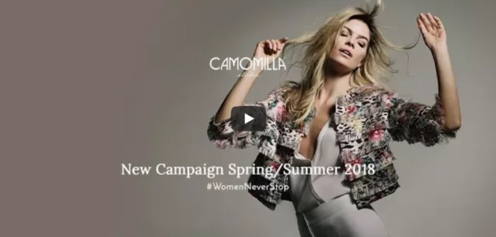 Leading Fashion Retailer, Camomilla Italia Now Offers Full Omnichannel Experience with Kooomo