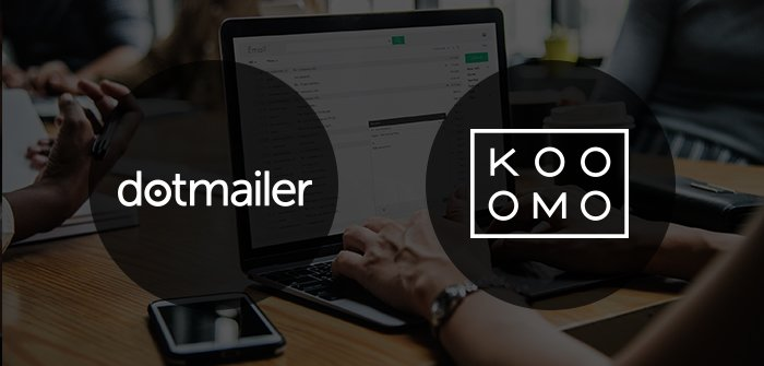 Kooomo digital commerce platform partners with dotmailer to drive better engagement with customers
