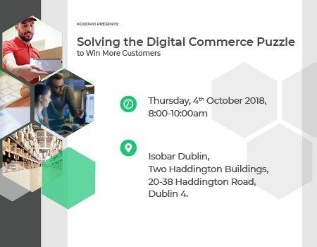 Kooomo Presents: Solving the Digital Commerce Puzzle