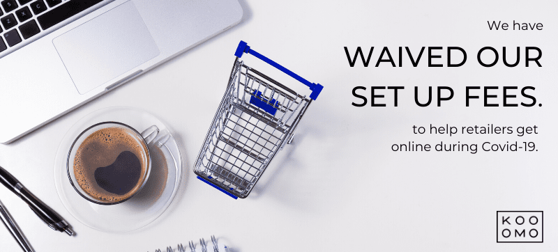Top tips for making the most of your COVID-19 online retail scheme