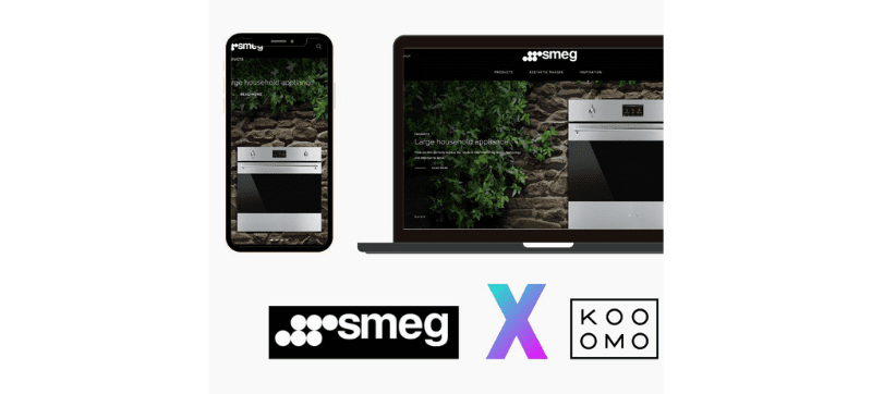 Spanish market can now get timeless domestic style from their home through Kooomo's launch of Smeg Spain's new online store