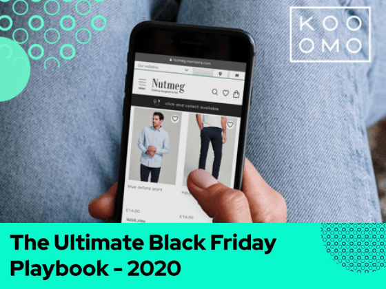 The Ultimate Black Friday Playbook 2020 Looking at Black Fridays past, current shopping habits and the advice your customers are getting to highlight everything retailers should consider ahead Black Friday.