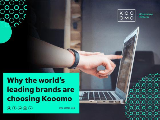 How is Kooomo different to other eCommerce platforms - Download Kooomo's 2021 brochure