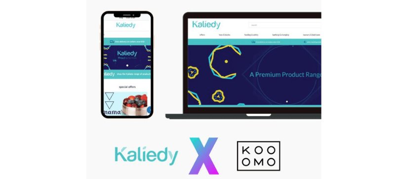 Kooomo launches new baby nursery and toy eCommerce site, Kaliedy