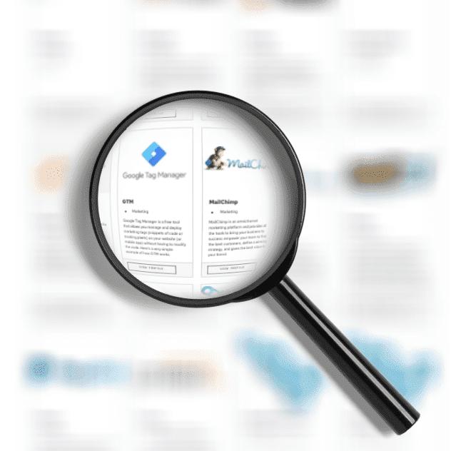 Find an App