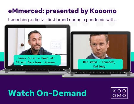 eMmerced: Presented by Kooomo - featuring Kaliedy