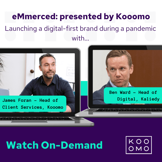 Launching a digital-first brand during a pandemic with Kaliedy