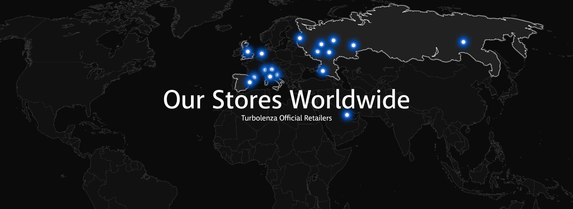 Turbolenza Retail Stores