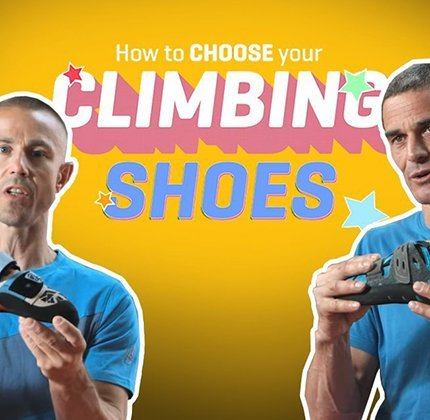 How to CHOOSE your climbing shoes