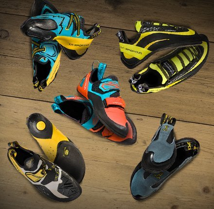 Reboot Climbing Collection