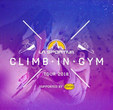 Climb in Gym Tour 2018