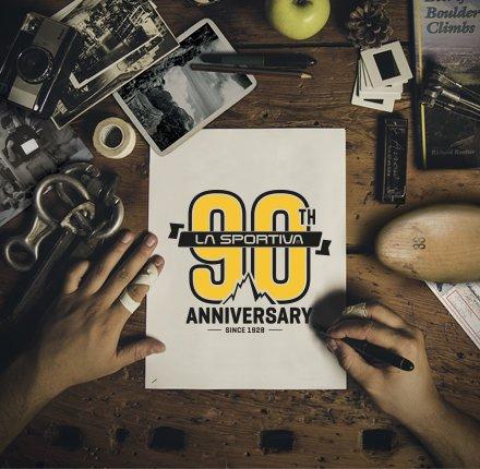 La Sportiva 90th