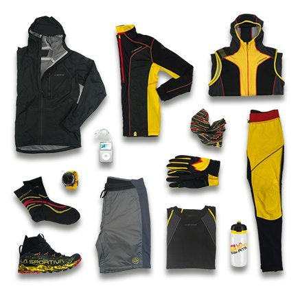 Trail Running Winter Collection