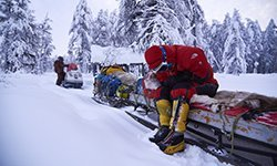 MOUNTAINEERING SHOES & CLOTHING