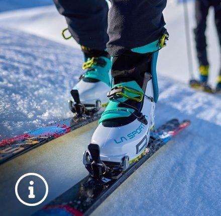 Skiboots Tech Info