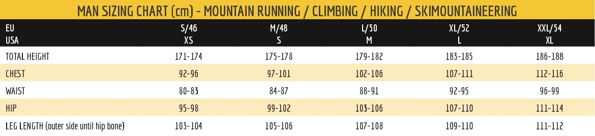 La Sportiva Climbing Shoe Size Guide.La Sportiva Official Website