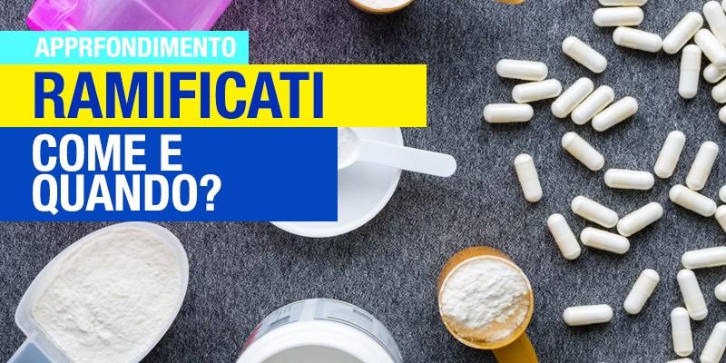 Aminoacidi ramificati: come utilizzarli al meglio