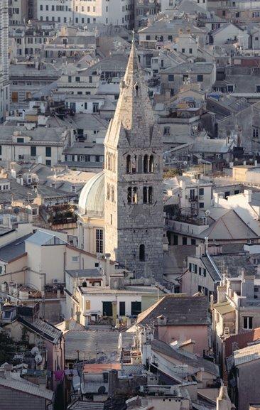 Basílica di Santa Maria delle Vigne, Génova – SLAM