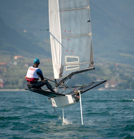 Foiling Week: sailing has taken off | Stories | Slam ®