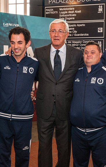 Marcello Lippi, a peerless testimonial in class and altruism