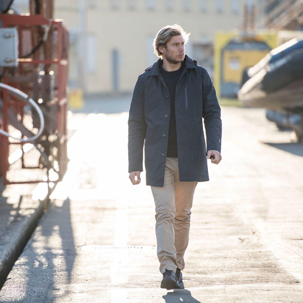 7 abrigos casuales de hombre imprescindibles esta temporada