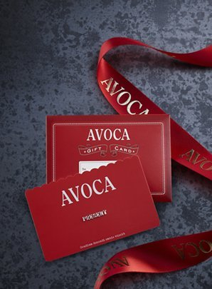Give the <br />Gift of Avoca