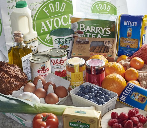 Food Market Order, Collection & Delivery Service