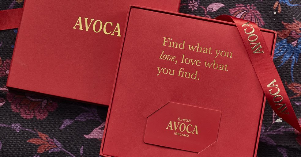 Avoca Gift Cards
