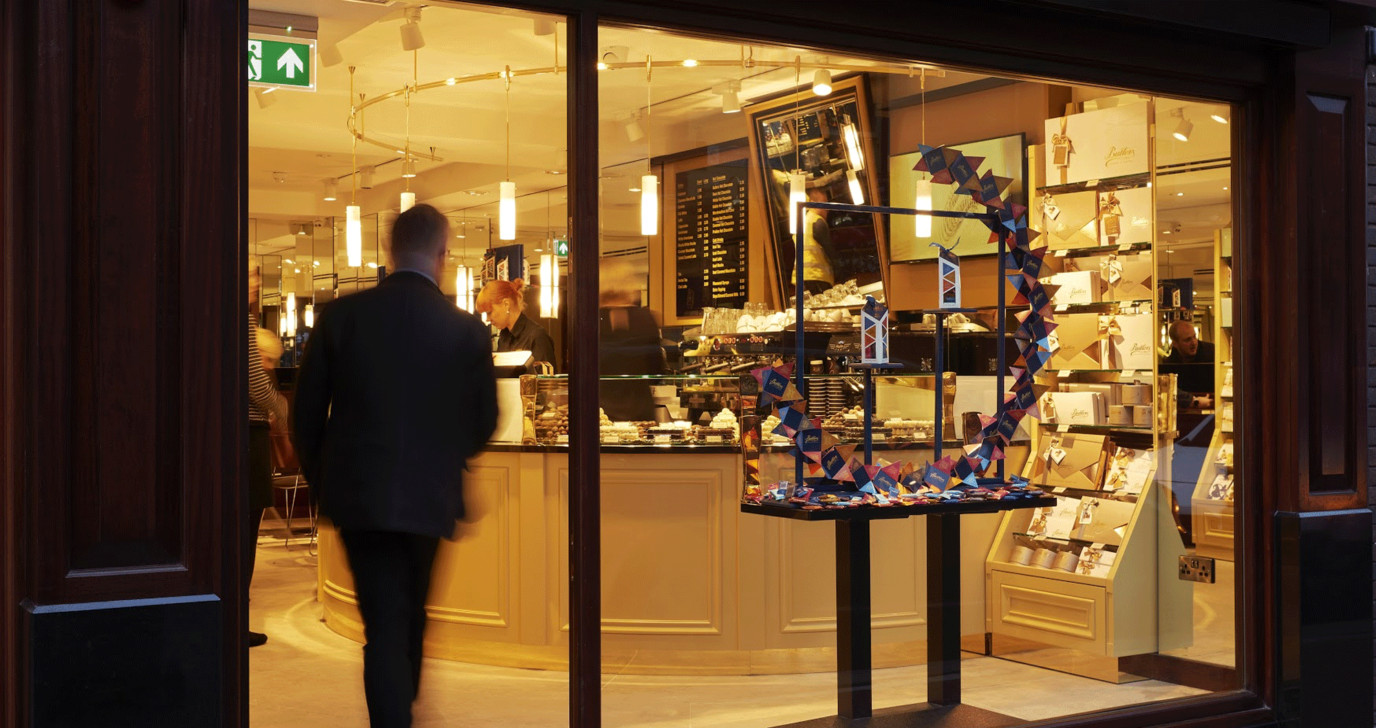 Butlers Chocolate Café, Chatham Street