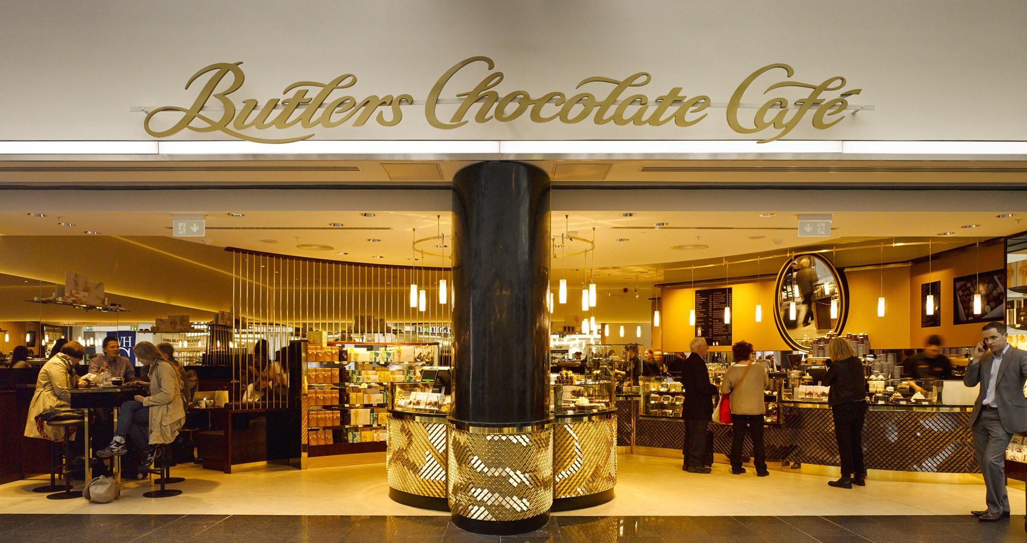 Butlers Chocolate Café, T1 Dublin Airport
