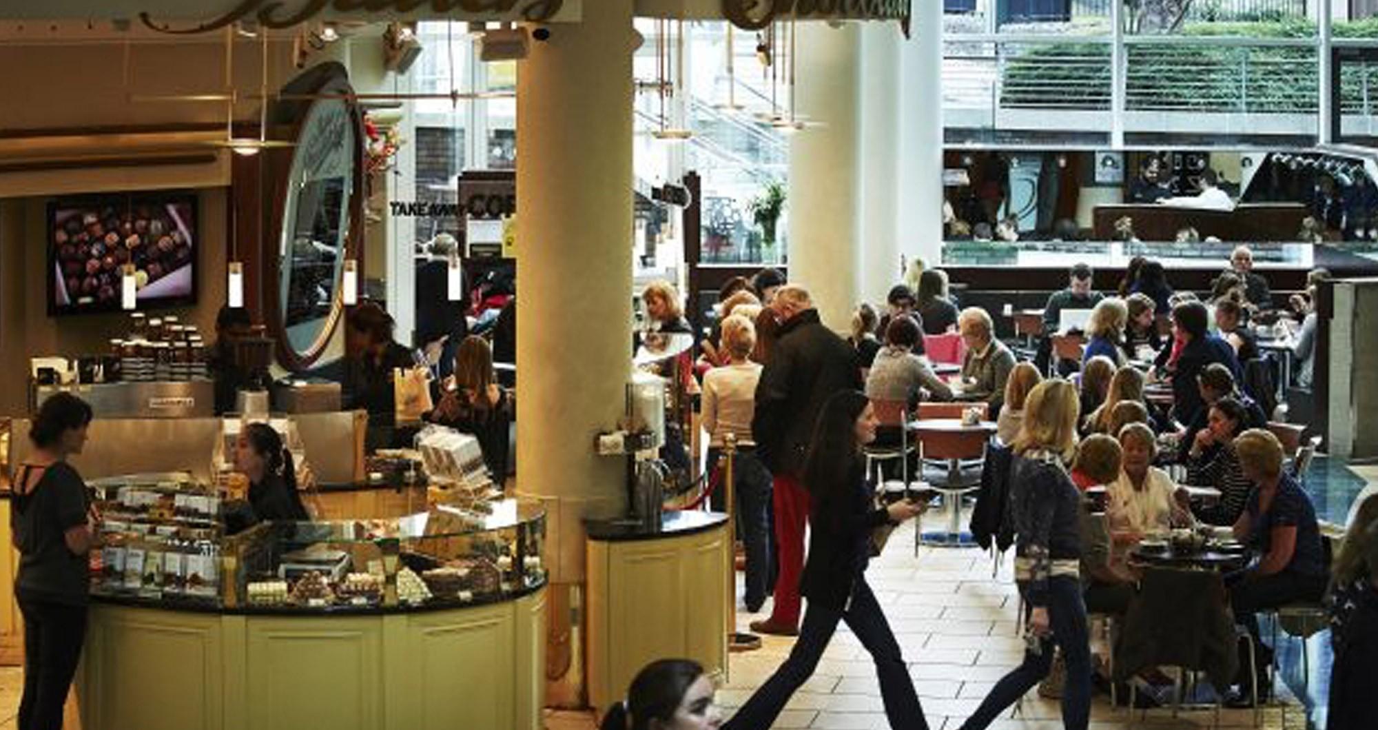 Butlers Chocolate Café, Dundrum