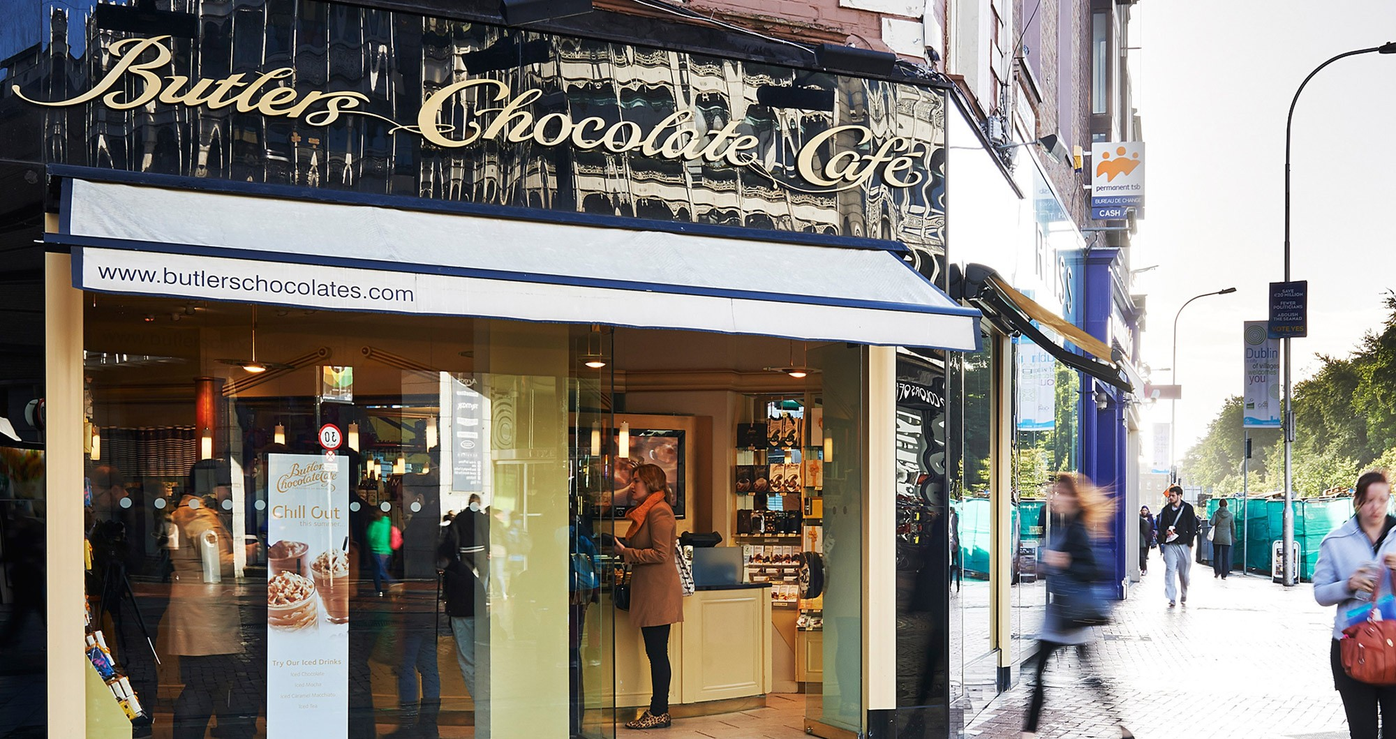 Butlers Chocolate Café, 51 Grafton Street