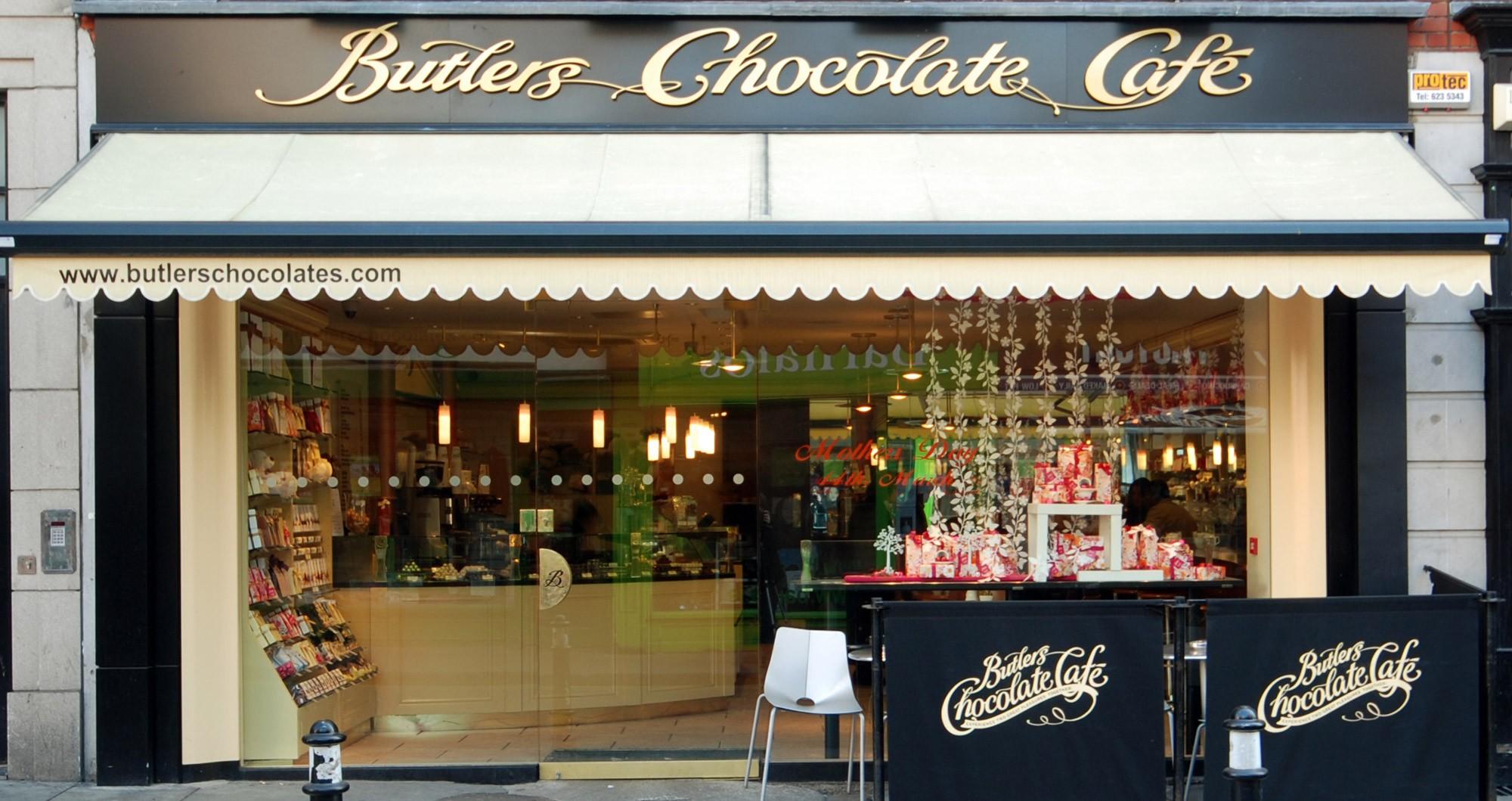 Butlers Chocolate Café, Liffey Street