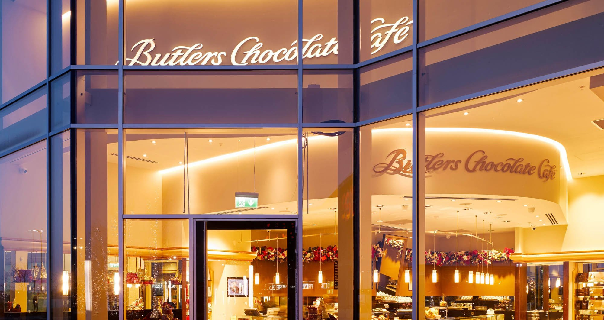 Butlers Chocolate Café, Liffey Valley